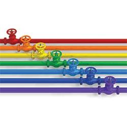 Bright Coloured Pumps